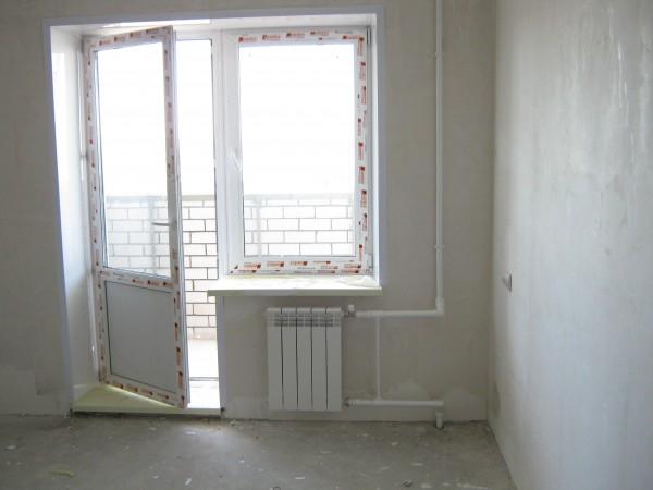 Черновая отделка квартиры фото